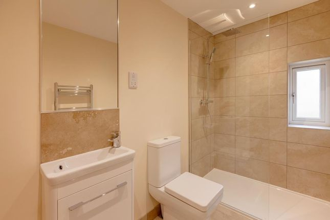 Master En-Suite of Plot 12, 1 Park View Mews, Sheffield S8