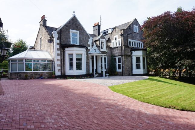 Thumbnail Detached house for sale in Cardross Road, Dumbarton
