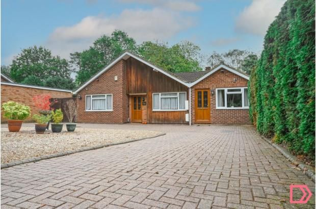 Thumbnail Detached house to rent in Lower Guildford Road, Knaphill, Woking, Surrey