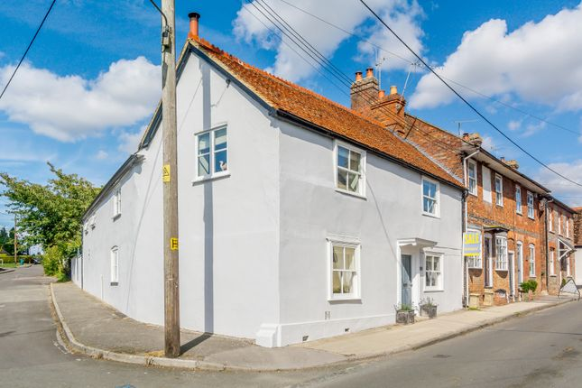 Thumbnail End terrace house for sale in Oxford Street, Ramsbury, Marlborough