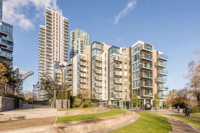 Thumbnail Flat for sale in The Shoreline, The Nature Collection, Woodberry Down, Finsbury Park