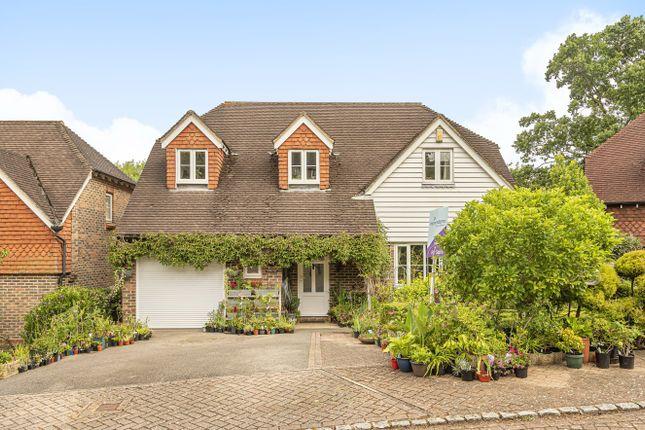 Thumbnail Detached house for sale in Caffyns Rise, Billingshurst