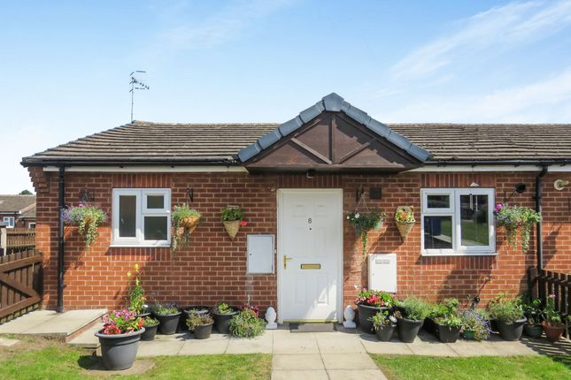 Thumbnail Semi-detached bungalow for sale in Shirland Close, Ilkeston