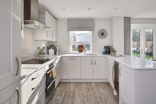 "Thumbnail Detached house for sale in ""Radleigh"" at Marsh Lane, Leonard Stanley, Stonehouse"