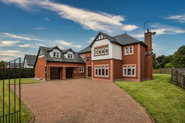 Thumbnail Detached house for sale in Laurel Way, Bridge Of Weir