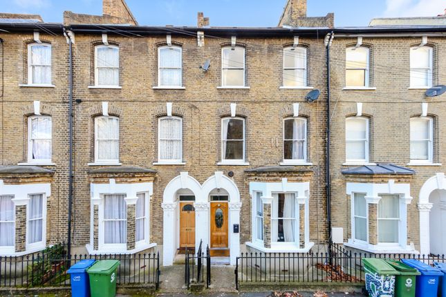 Thumbnail Terraced house to rent in Kitson Road, London