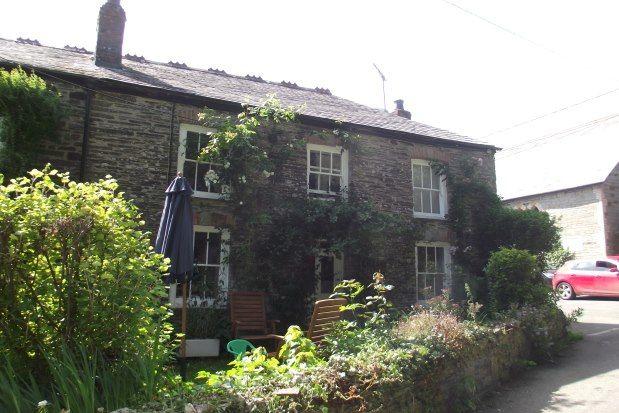 Thumbnail Property to rent in Church Villas, Wadebridge