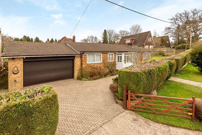 Thumbnail Detached bungalow for sale in Milton Avenue, Badgers Mount, Sevenoaks
