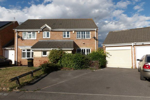 Thumbnail Room to rent in 62 Willow Bed Close, Bristol