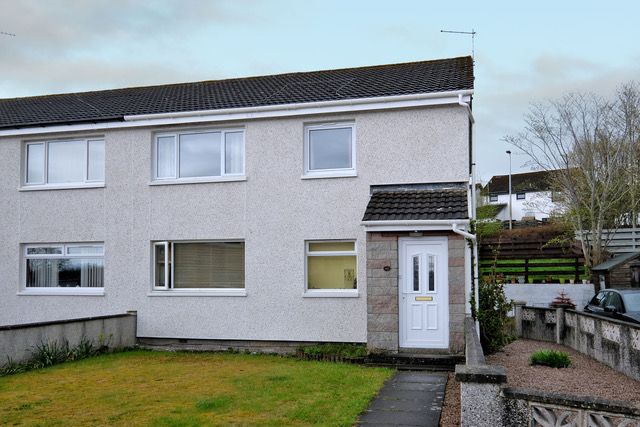 2 bed flat to rent in Swan Road, Ellon, Aberdeenshire AB41