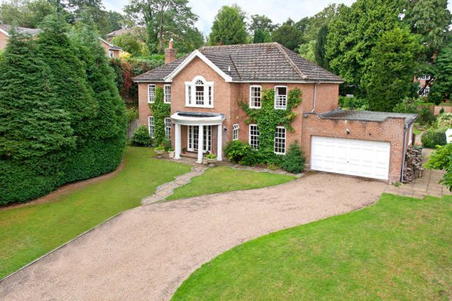Thumbnail Detached house to rent in Bishops Down Park Road, Tunbridge Wells