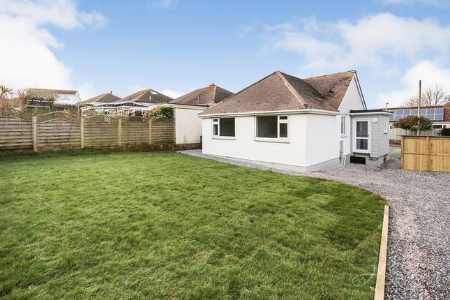 Thumbnail Bungalow for sale in Bampton Close, Marldon, Paignton