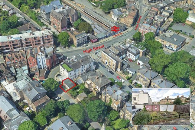 Thumbnail Commercial property for sale in Garage Block Cresswell Park, Blackheath, London