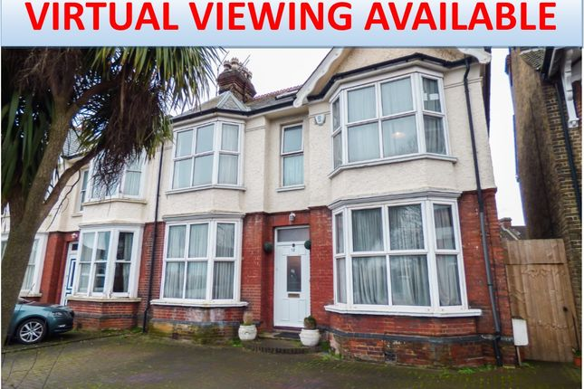 Thumbnail Semi-detached house for sale in Pelham Road, Gravesend, Kent