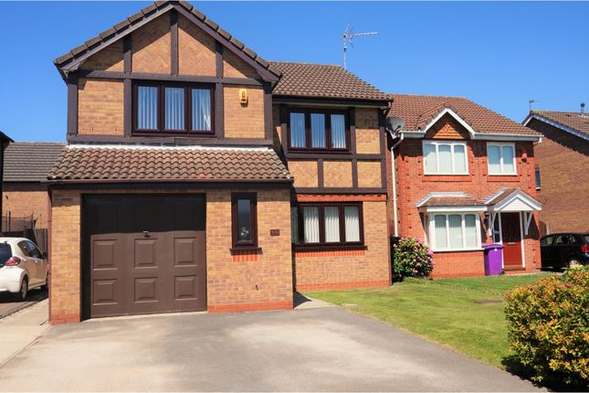 Thumbnail Detached house for sale in Hollocombe Road, Liverpool