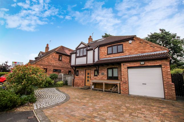 Thumbnail Detached house to rent in New Forge Court, Towthorpe Road, Haxby, York