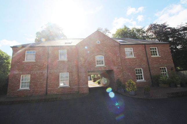 Thumbnail Flat to rent in Abbey Foregate, Shrewsbury
