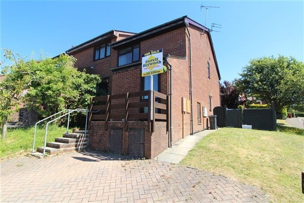 Thumbnail Flat for sale in Birch Close, Barrow In Furness