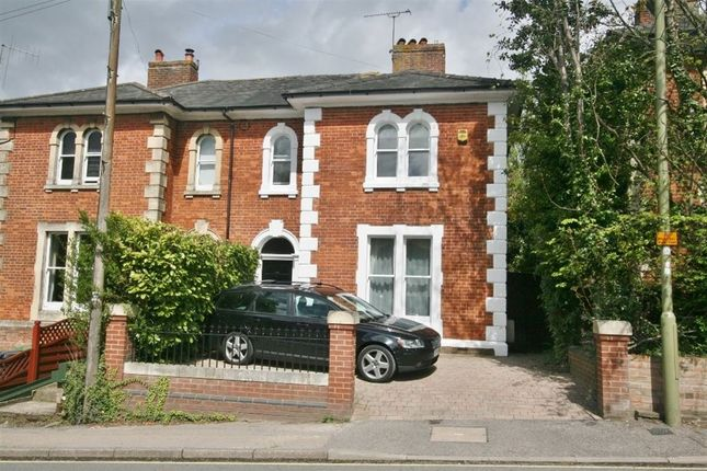 Thumbnail Semi-detached house to rent in Sarum Hill, Basingstoke