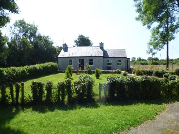 Thumbnail Detached house for sale in Brynteg, Anglesey, North Wales, United Kingdom