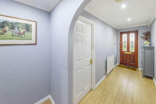 Hallway of Permain Close, Radlett WD7