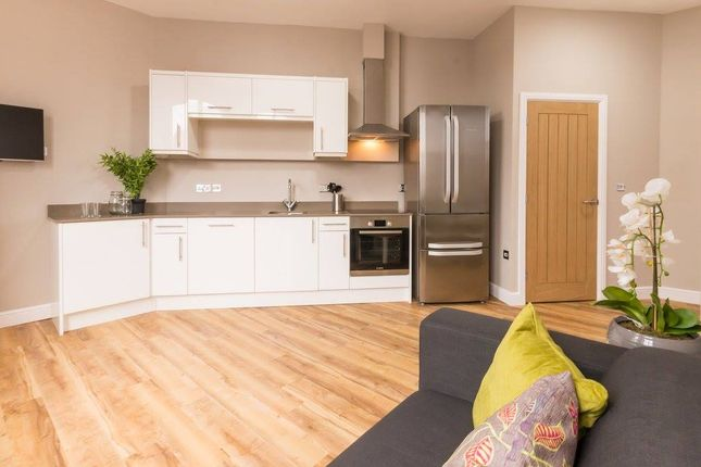 Thumbnail Flat to rent in 22 Grosvenor Street, Liverpool
