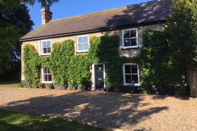 Thumbnail Detached house to rent in 61 Globe Street, Methwold