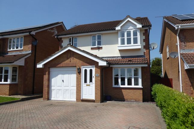 Detached house for sale in Phoenix Drive, Bulwark, Chepstow