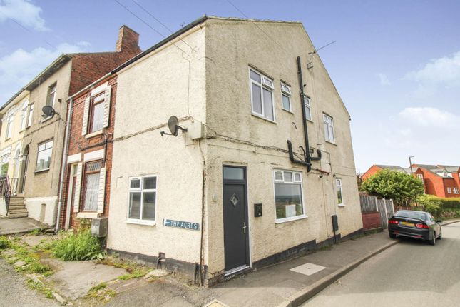 3 bed maisonette for sale in Locko Road, Chesterfield S45