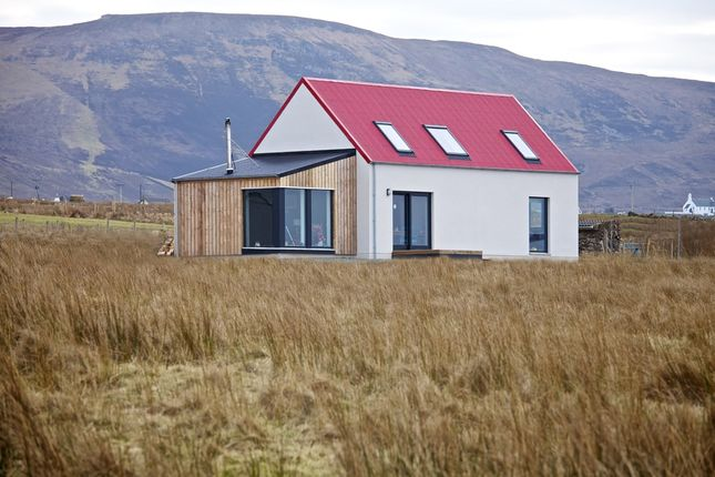 Thumbnail Detached house for sale in Dun Hakaan Walk, Kyleakin