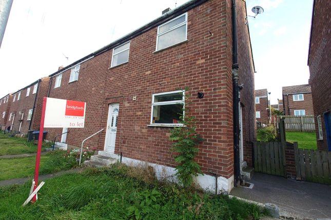 Thumbnail Semi-detached house for sale in Parkwood Avenue, Bearpark, Durham