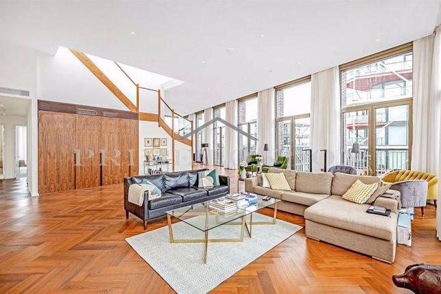 Flat to rent in Capital Building, Embassy Gardens, Nine Elms