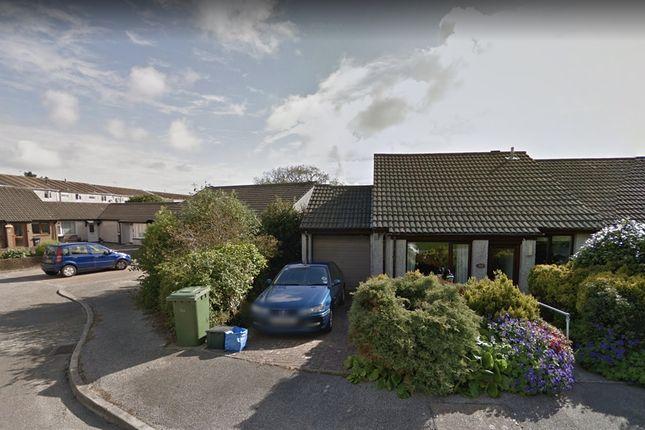 Thumbnail Semi-detached bungalow for sale in Tremaine Close, Penzance