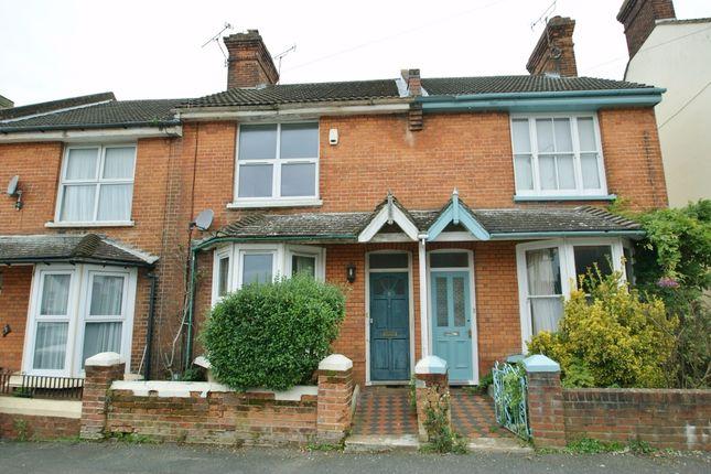 Thumbnail Terraced house to rent in Eastern Avenue, Ashford