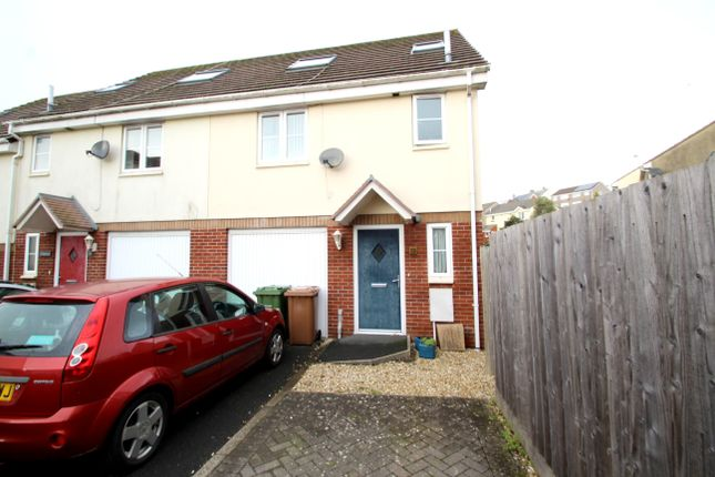 Mount Tamar Close, Higher St Budeaux, Plymouth PL5