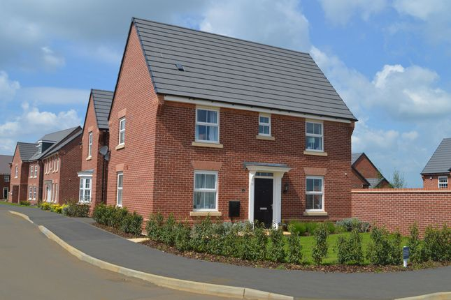 "Thumbnail Detached house for sale in ""Hadley"" at Allendale Road, Loughborough"