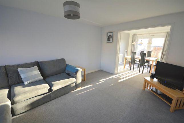 Living Room of Adams Court, Shildon DL4
