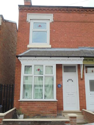 Thumbnail End terrace house for sale in Nansen Road, Sparkhill