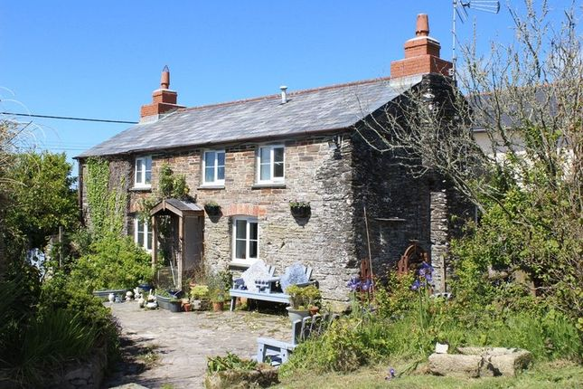 Thumbnail Cottage for sale in St. Merryn, Padstow