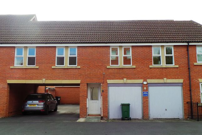 Thumbnail Flat to rent in Old Mill Way, Weston Super Mare