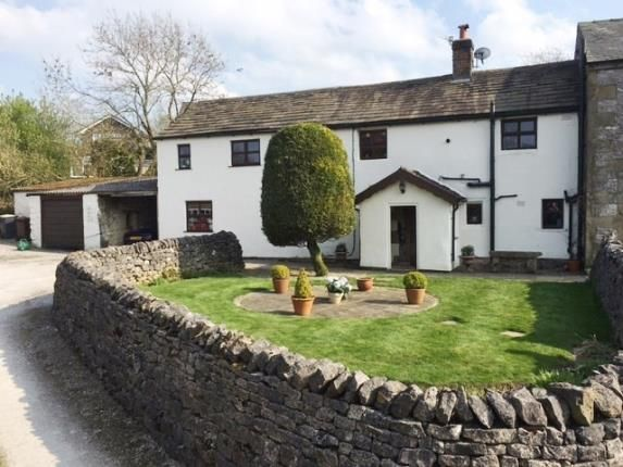 Thumbnail Detached house for sale in Stables Lane, Buxton, Derbyshire