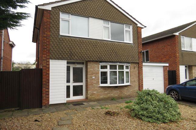 Thumbnail Detached house for sale in Elm Drive, Market Harborough