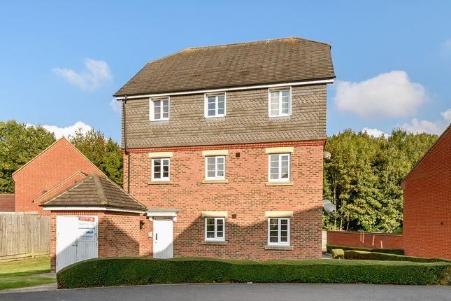 Thumbnail Flat for sale in Holt Close, Singleton, Ashford