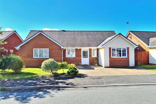 Thumbnail Detached bungalow for sale in Glan Rheidol, Llanbadarn Fawr, Aberystwyth