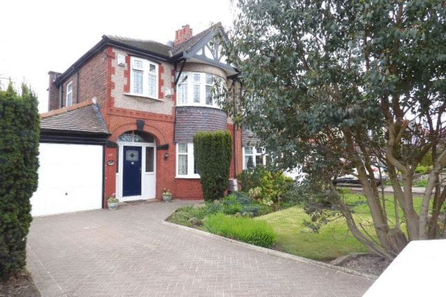 Thumbnail Semi-detached house for sale in Liverpool Road South, Maghull, Liverpool