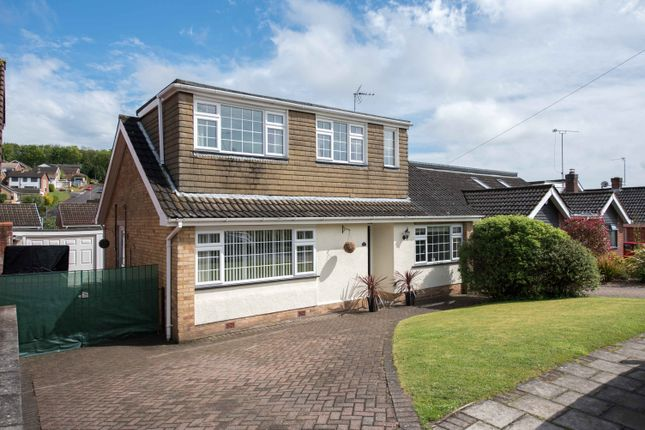 Thumbnail Detached bungalow for sale in Almond Walk, Gedling, Nottingham