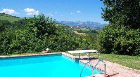 6 bed property for sale in Casa Danzica, Penna San Giovanni, Le Marche