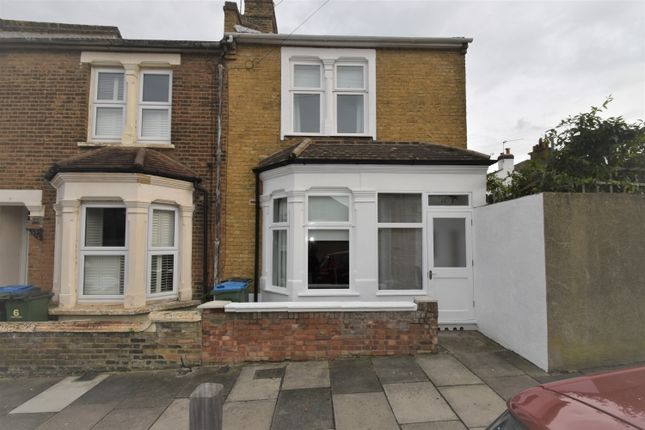 Thumbnail End terrace house to rent in Kirk Lane, London