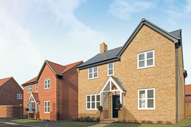 Thumbnail Detached house for sale in Stocks Lane, Winslow, Buckingham