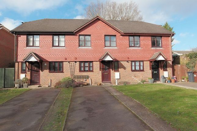 Thumbnail Terraced house to rent in Riverside Gardens, Crowborough, East Sussex